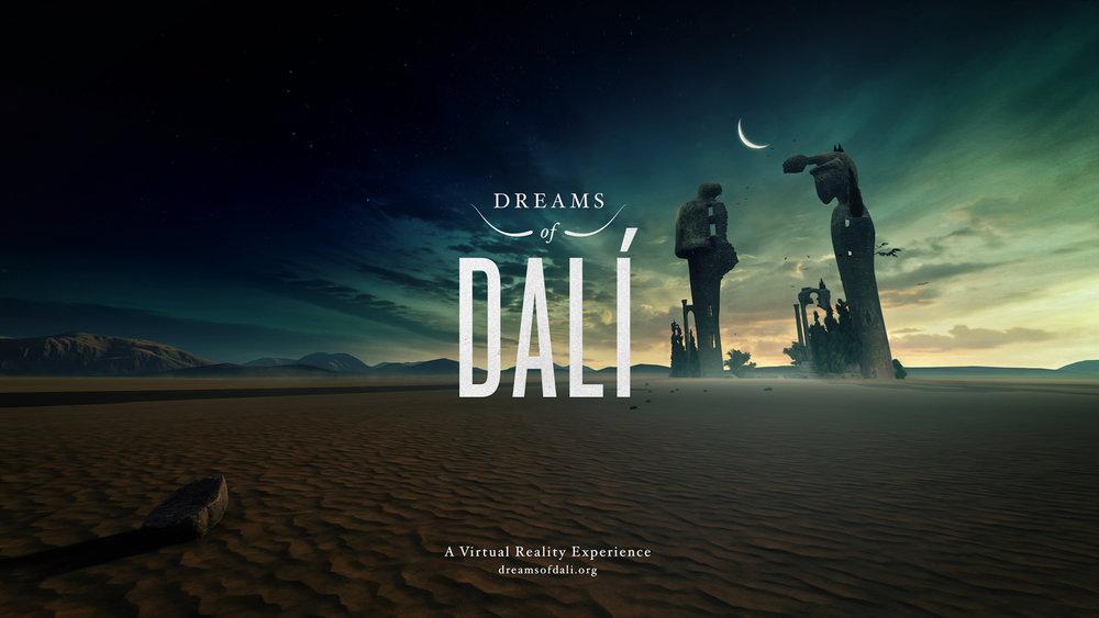 Affisch till Dali Museums VR-upplevelse. Den har lockat många besökare till museet och fått stor internationell uppmärksamhet. Foto: Dali Museum.