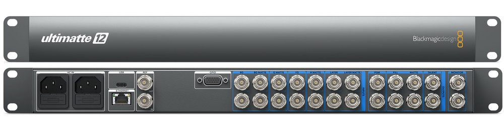 Blackmagic Design Ultimatte 12