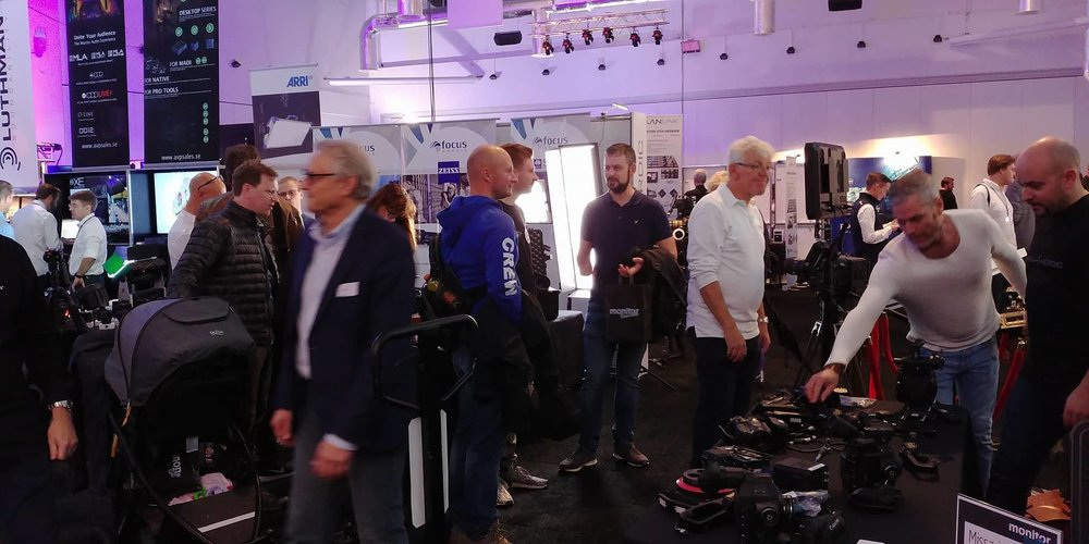 Monitor Roadshow 2017, Malmömässan
