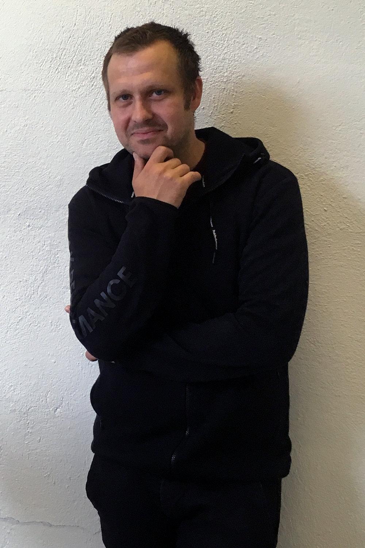 Jim Eld, utvecklingsingenjör, SR.