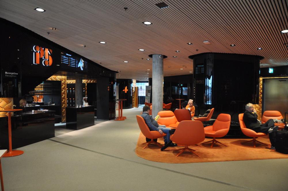 P5 i kulturhuset Väven.
