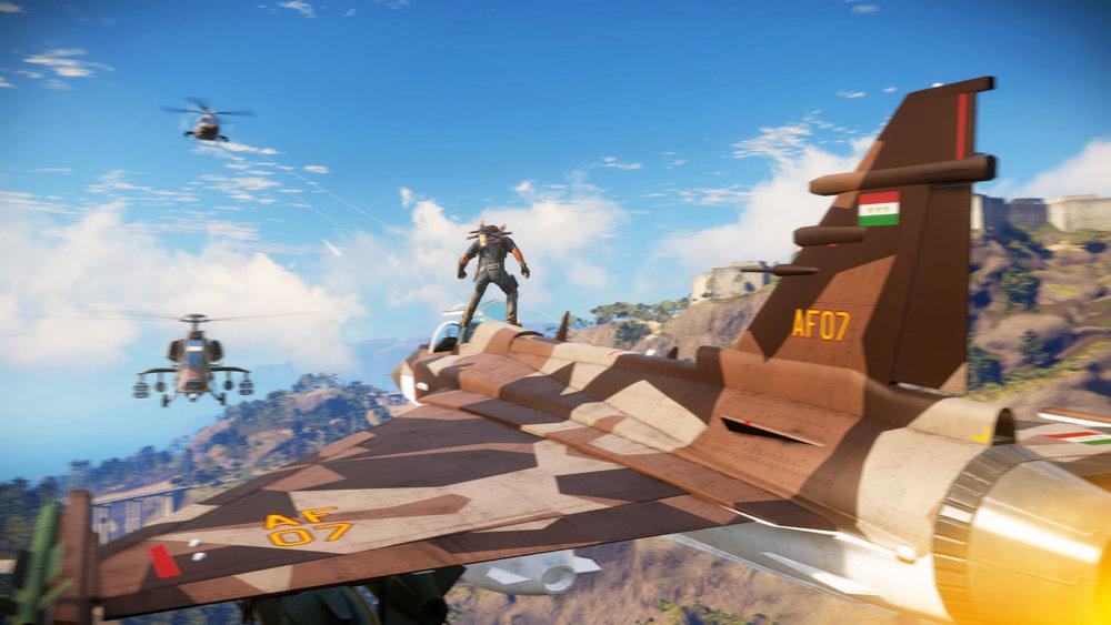 Den hittills största framgången är franchisen  Just Cause , som studion grundades kring. Där har de släppt tre stycken spel och byggt upp en miljonpublik.