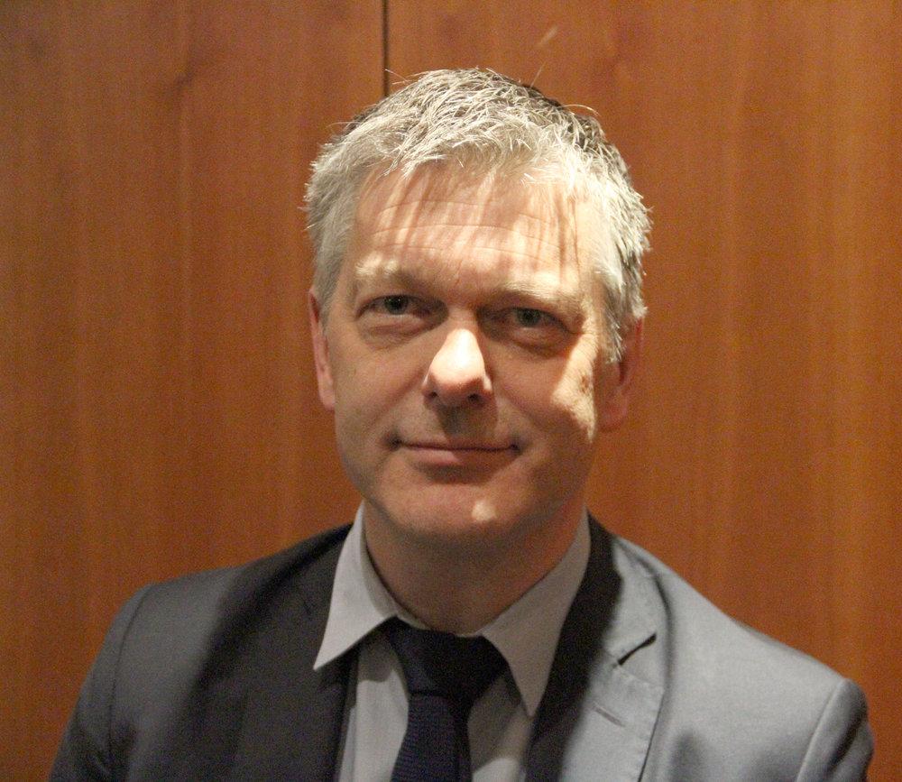– 2018 är väldigt mycket Sharps år, hävdar Sharps Nordenchef Henrik Flink.