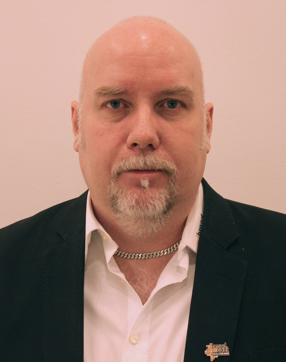 Broadcast Solutions Director Business Development Peter Jakobsson