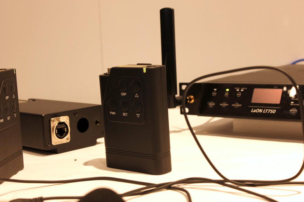 LaON Technology tog med sig sina 5 GHz UNII-nyttjande intercomsystem i LT-serien. För vidare information om dessa, klicka här!