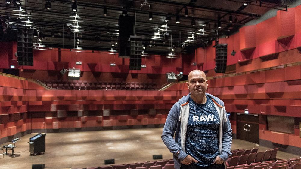 REPORTAGE: Nytt ljud på Kungliga musikhögskolan