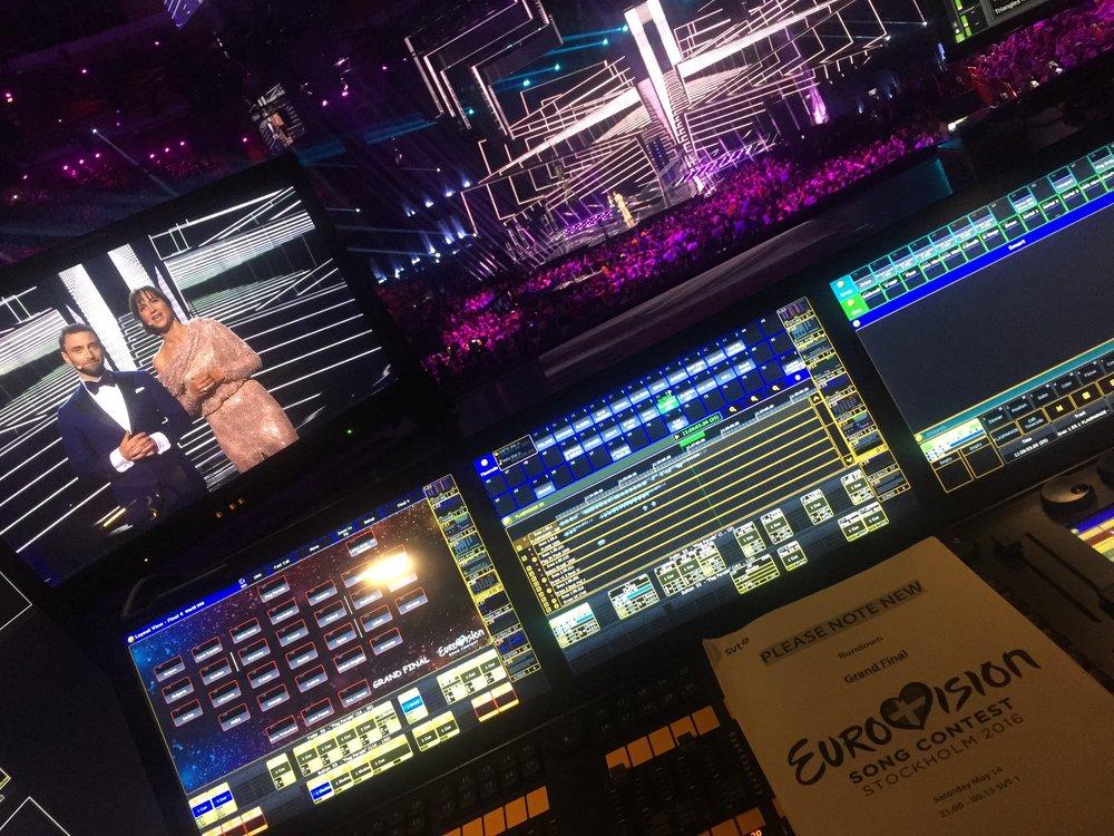 Eurovision har man tidigare erfarenhet av, närmare bestämt från spektaklet i Malmö 2013. Till Göteborgstävlingen hade de deltagande länderna enligt Neil höjt ambitionsnivån markant.