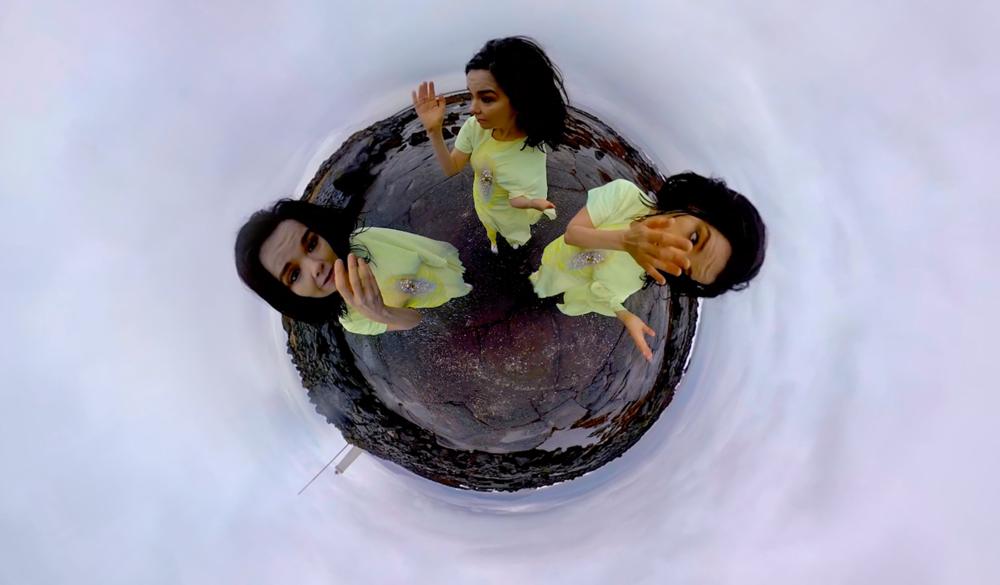 Rewind har utfört två omtalade projekt med Björk. Till låten  Stonemilker  skapades en VR-produktion där publiken förflyttades till en strand på Island och fick se Björk uppträda. Till plattan  Vulnicura  skapades fem sådana som ingår i  The Björk Digital Exhibition .