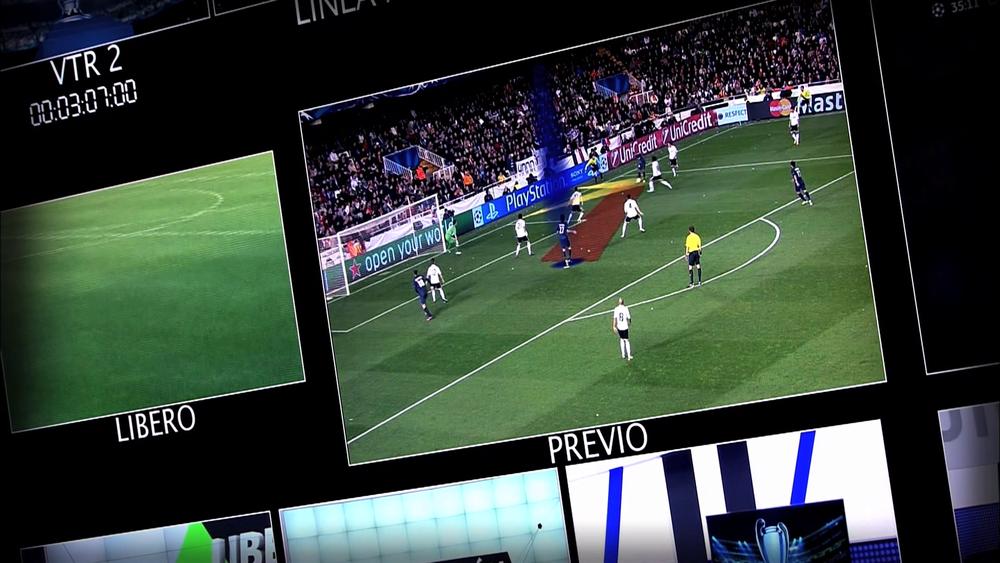 Vizrt har skapat analysverktygen Viz Arena och Viz Libero där det går att lägga in avancerad grafik för att kunna analysera den aktuella matchen.
