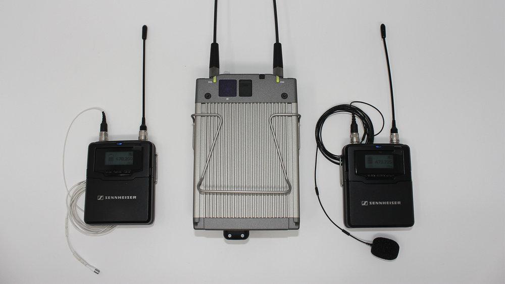 TEST: Sennheiser Digital 6000 (EK 6042, SK 6000, MKE 1)