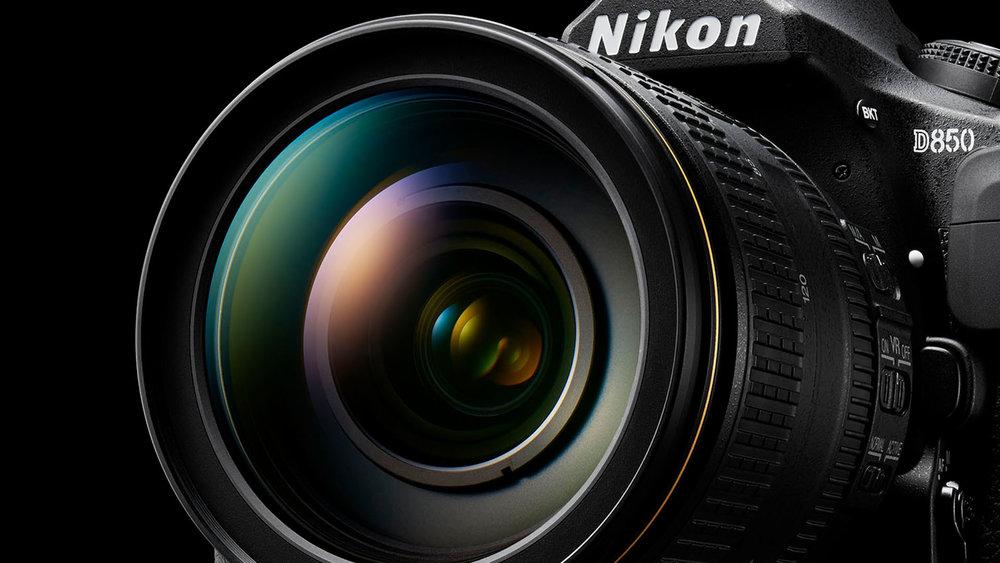 TEST: Nikon D850