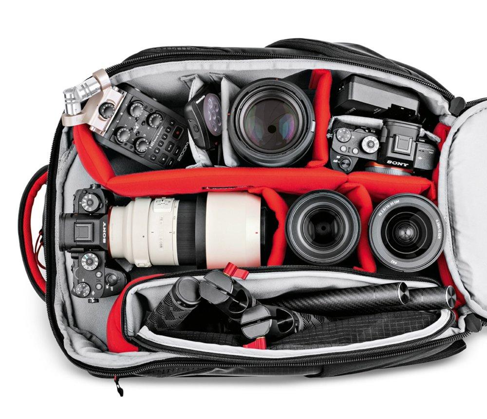 Backpack Balance