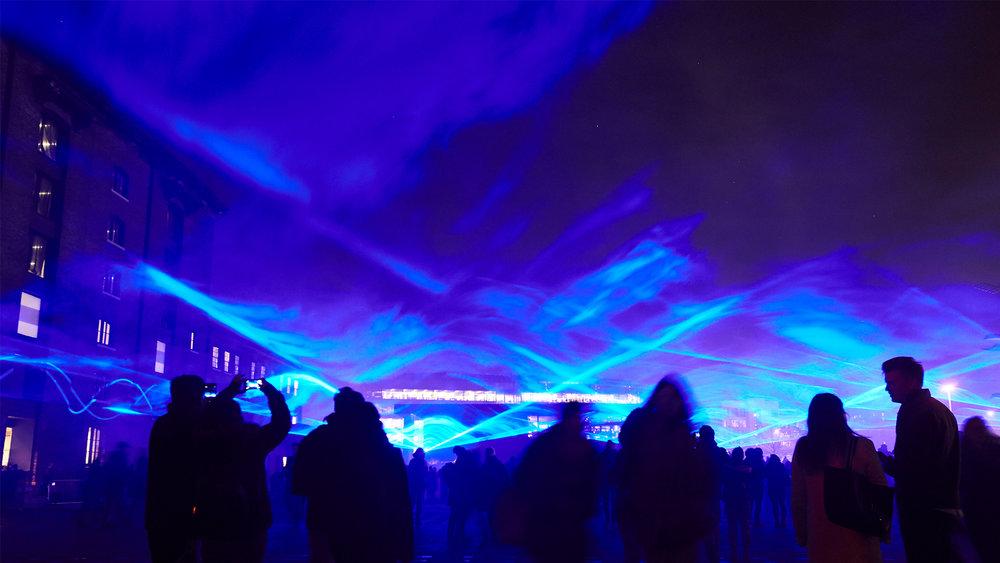 REPORTAGE: Vi besöker ljusfestivalen London Lumiere