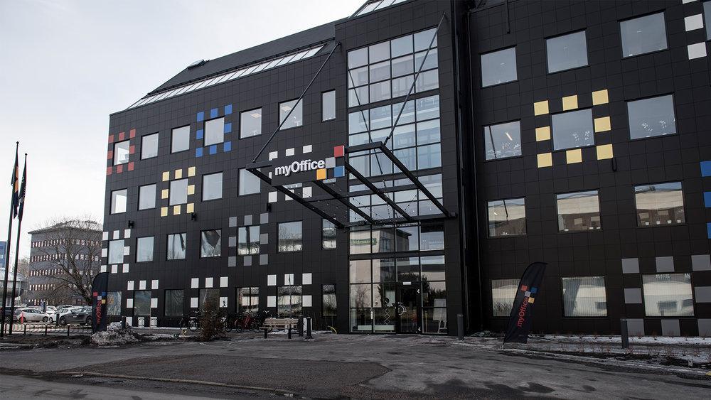 REPORTAGE: myOffice, Örebro