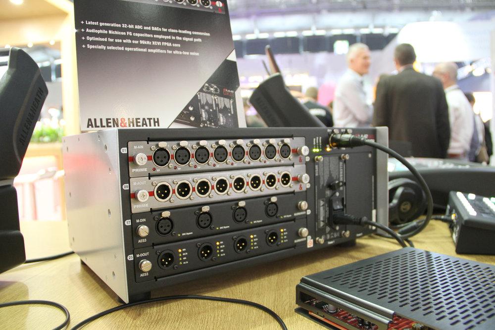 Allen & Heath välkomnar två nya moduler till dLive i Prime-serien, utrustade med högkvalitativa Nichicon-kondensatorer.