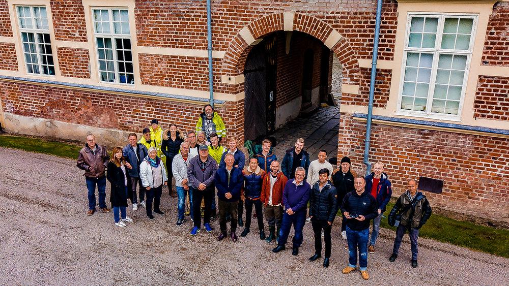 REPORTAGE: Framtidens drönaroperatörer skolas i Ljungbyhed