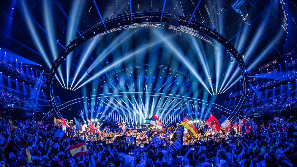 REPORTAGE: Maskineriet bakom Eurovision Song Contest 2018