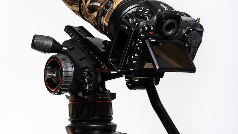 TEST: Manfrotto Nitrotech N12 + 545B