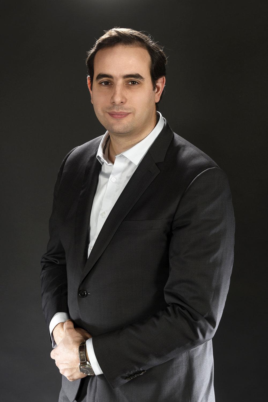 Nicolas Moreau, marknadsföringschef på Sony Live Production.