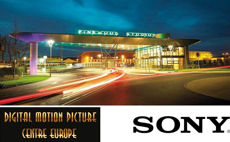 Pinewood Studios, den legendariska filmstudion, ligger i Londons utkanter. Den inhyser Sony IP Live Studio som blivit utbildningscenter och där företag testar sina produkters kompabilitet.