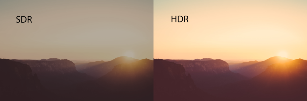 Det blir oftast lättare när man jämför två bilder. Ovan exempel går ju naturligtvis inte att återge på papper, men just hur färg och omgång påverkar bilden kan man förstå med lite fantasi?
