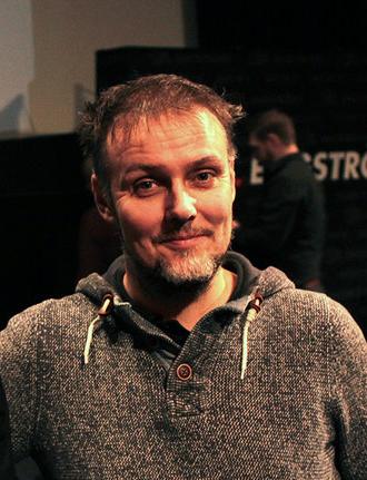 Michael Kaare Petersen / Foto: Patrik Blomqvist