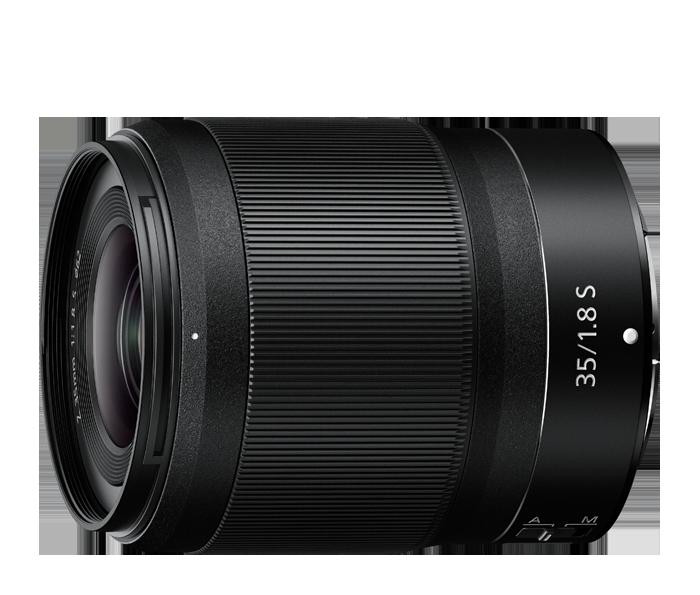 NIKKOR Z 35mm f/1,8 S