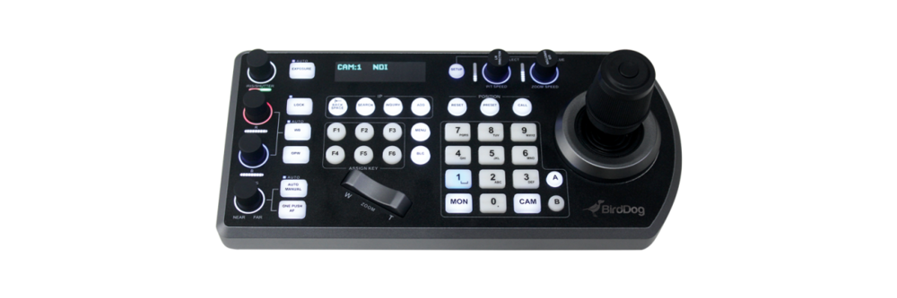 PTZ Keyboard