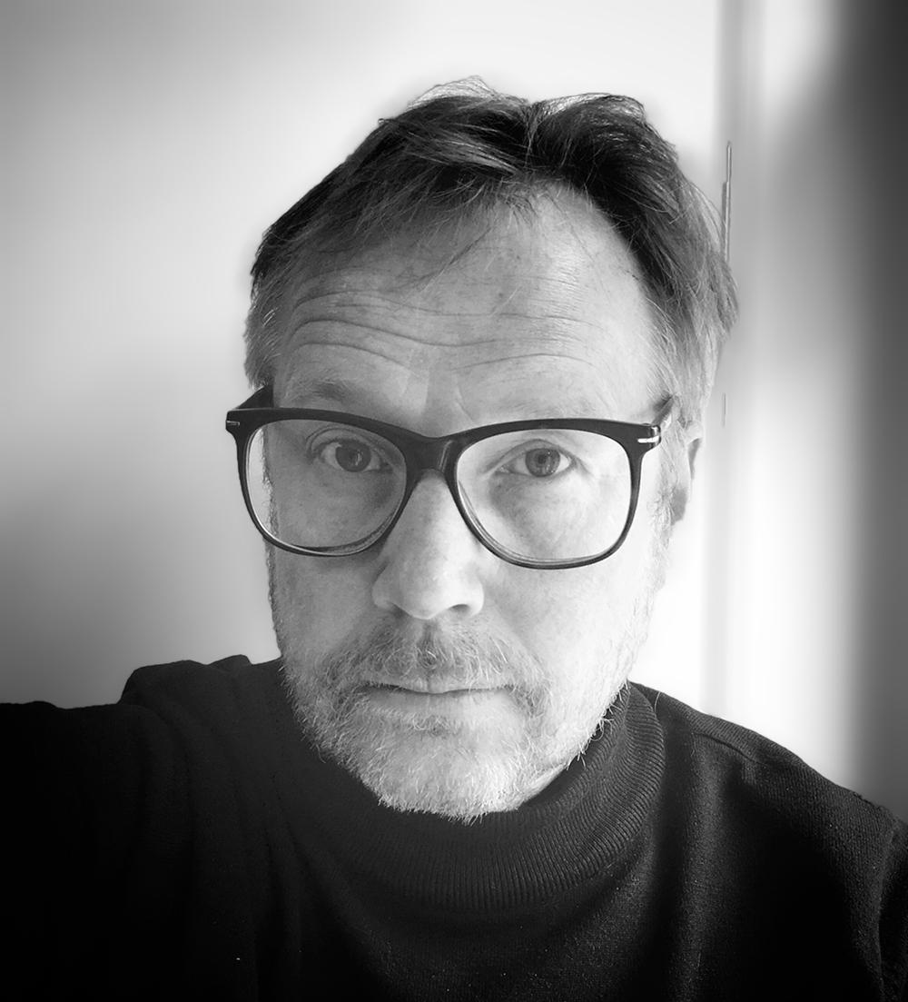 Johan Skaneby, till vardags på Eyevinn Technology.