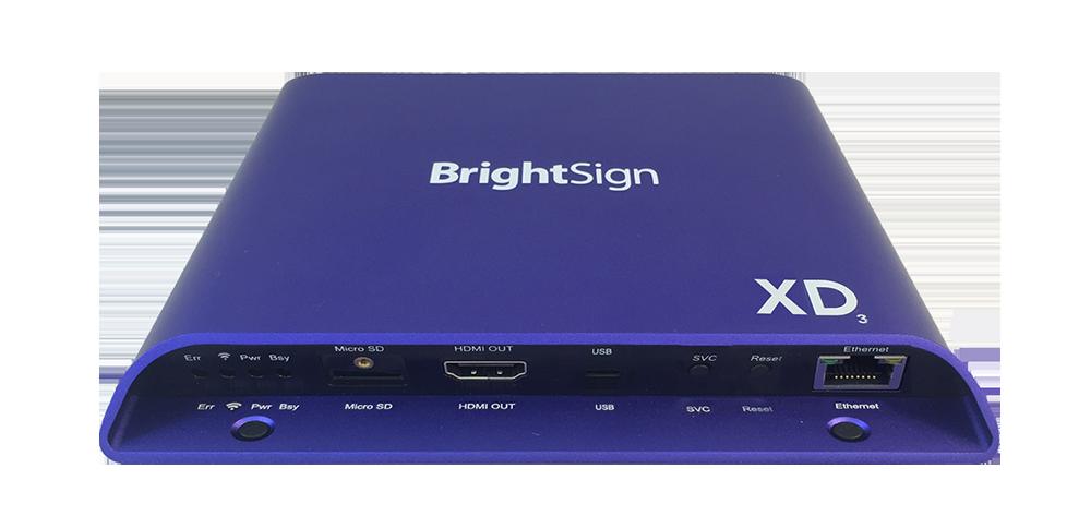 VI kikar lite närmare på det etablerade mediaspelarföretaget BrightSign.