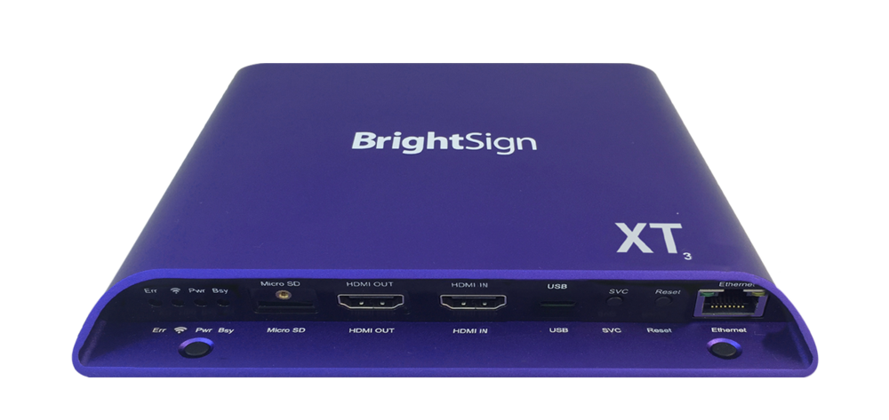 XT1143 Expanded I/O Player