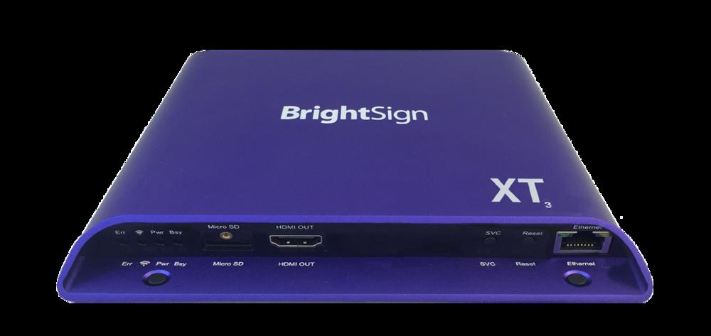 XT243 Standard I/O Player