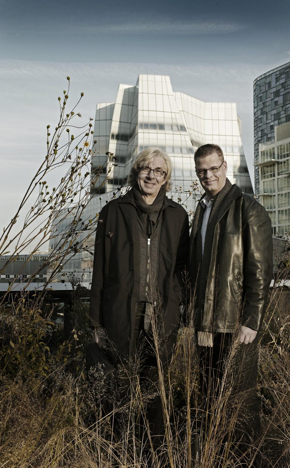 Med ägarna Mikael Blomqvist och Stefan Bernbo i täten föddes idén om en så kallad distribuerad lagringslösning.