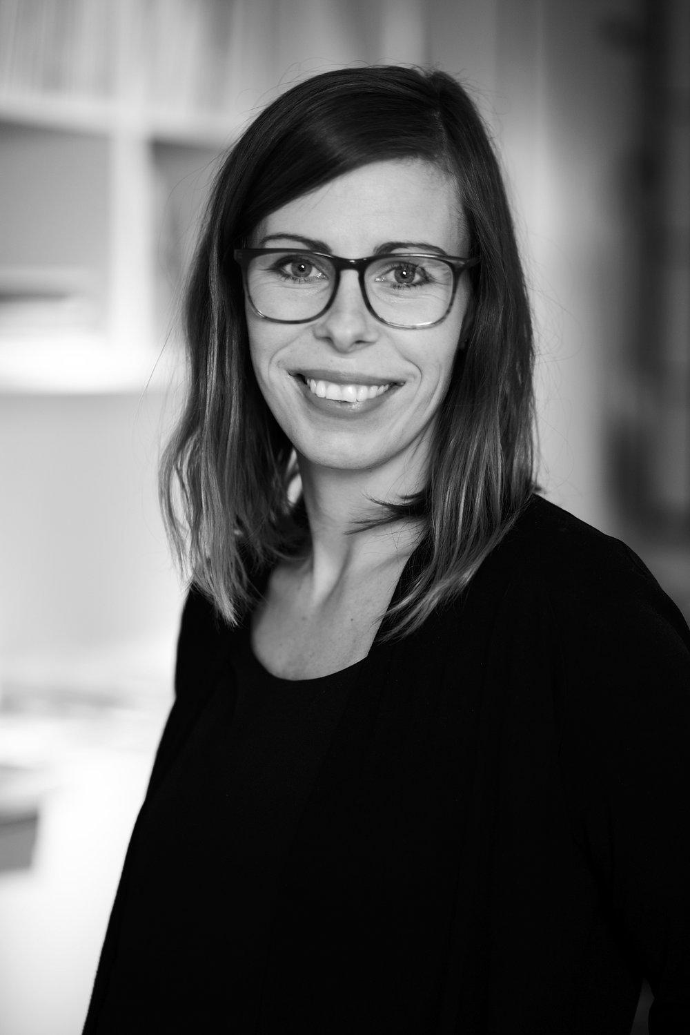 Sofie Bamberg, ljusdesigner/inredningsdesigner på Black Ljusdesign.