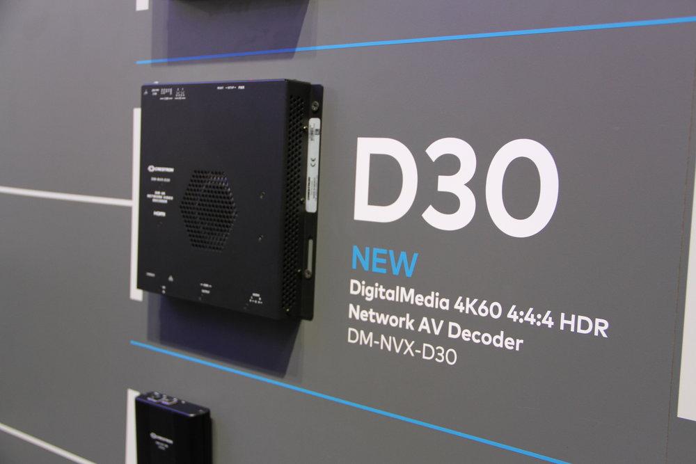 Crestron DM-NVX-D30