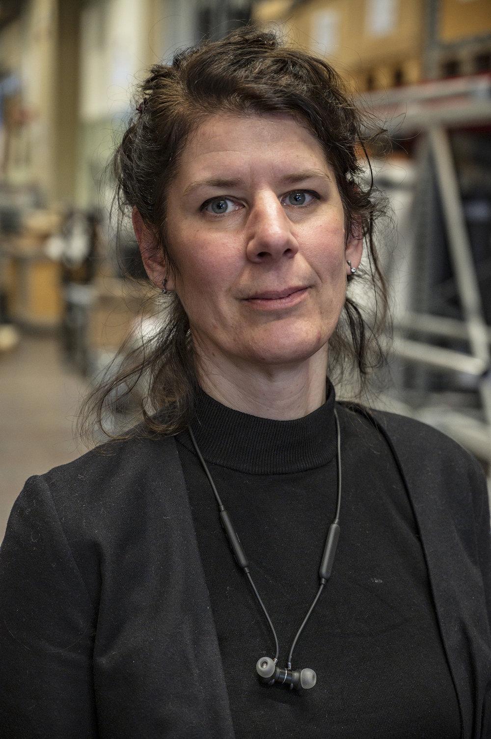 Det är dags att använda upplevda värden för att beskriva ljuskvalitet. Vi kommer inte längre än såhär med fysikaliska värden och teknik, säger Johanna Enger, ljusdesigner miljö och doktorand i miljöpsykologi.