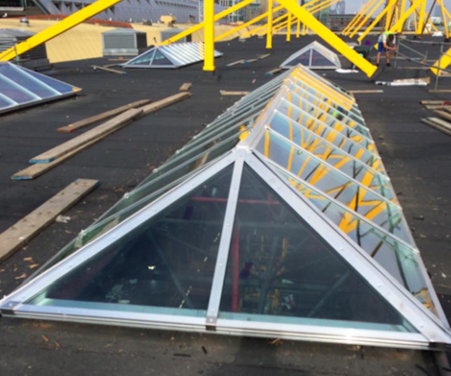 New Rooflights