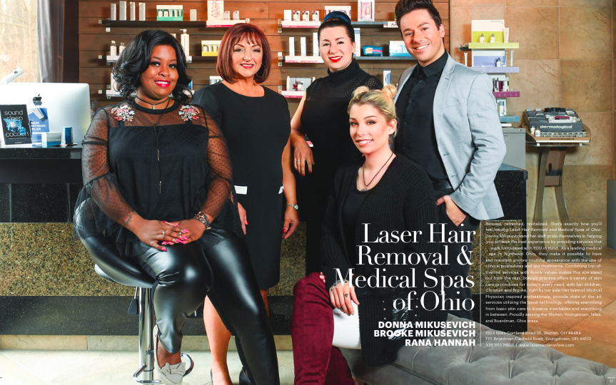 Laser Hair Removal & Medical Spas of Ohio