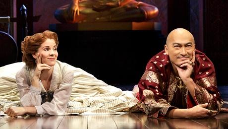 Kelli O'Hara & Ken Watanabe - As Anne and The King