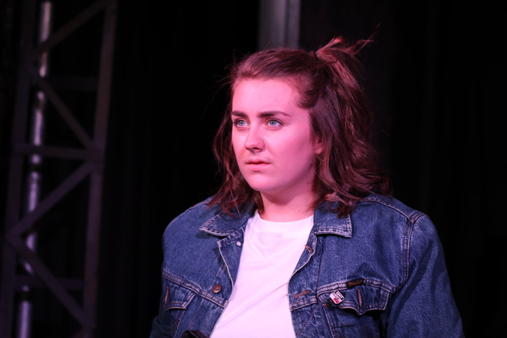 Natasha Ravenscroft as Antigone