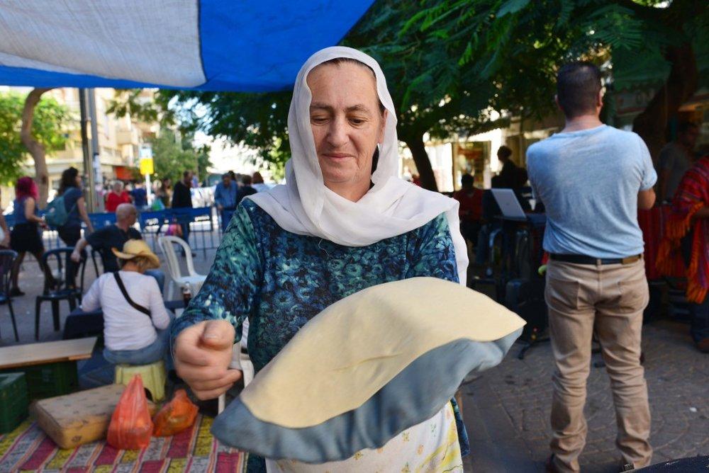 Explore the Fascinating World of Israeli Food