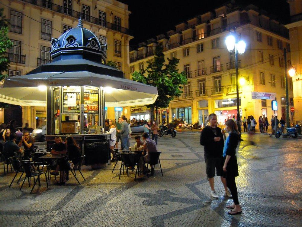 quiosco_Lisbon_IG Scholar_Portugal.JPG