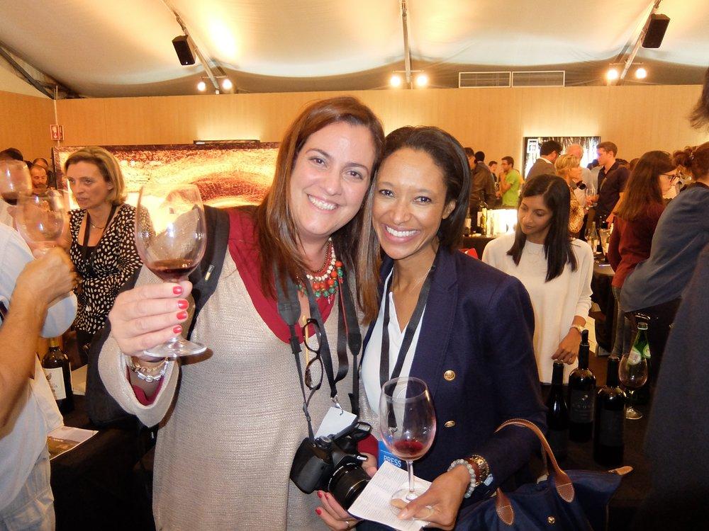 Ana Nogueira and Sheree Mitchel_Lisbon Portugal