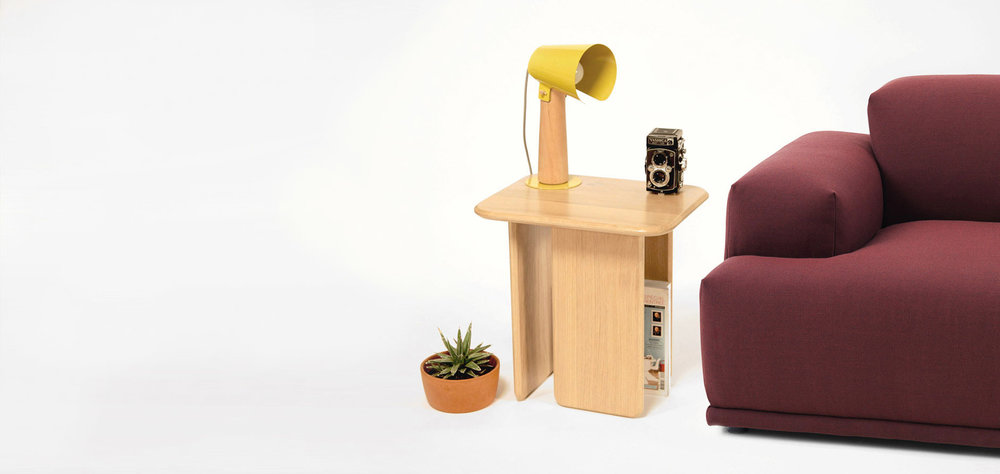 TABLE D'APPOINT DOLMEN -