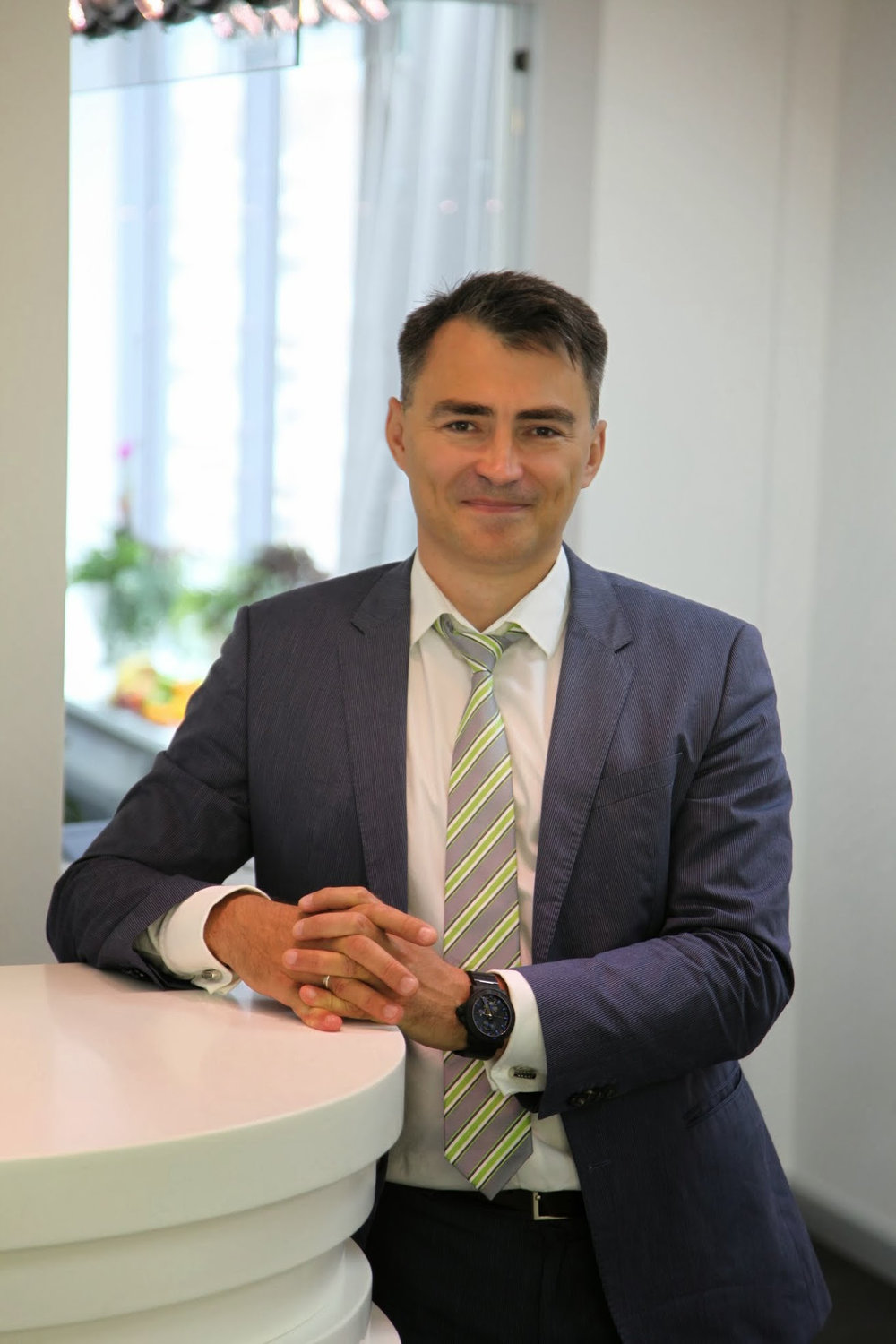 Vitali Butbaev, Founder of Velstand Capital Aps