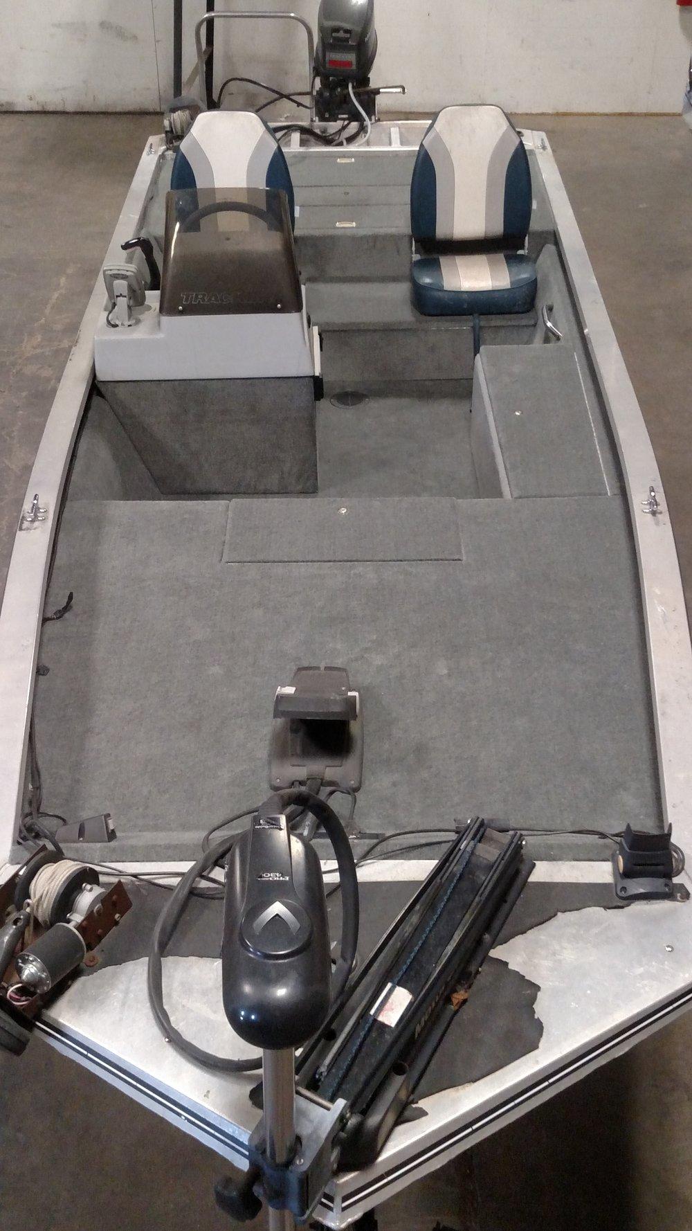 Fishing Boat Flooring