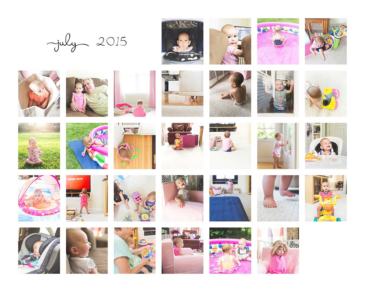 shooting challenge: 31 days of july | blue bell photographer