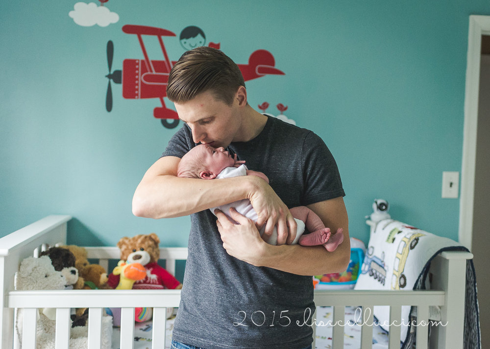 seven days new | blue bell pa lifestyle newborn photographer