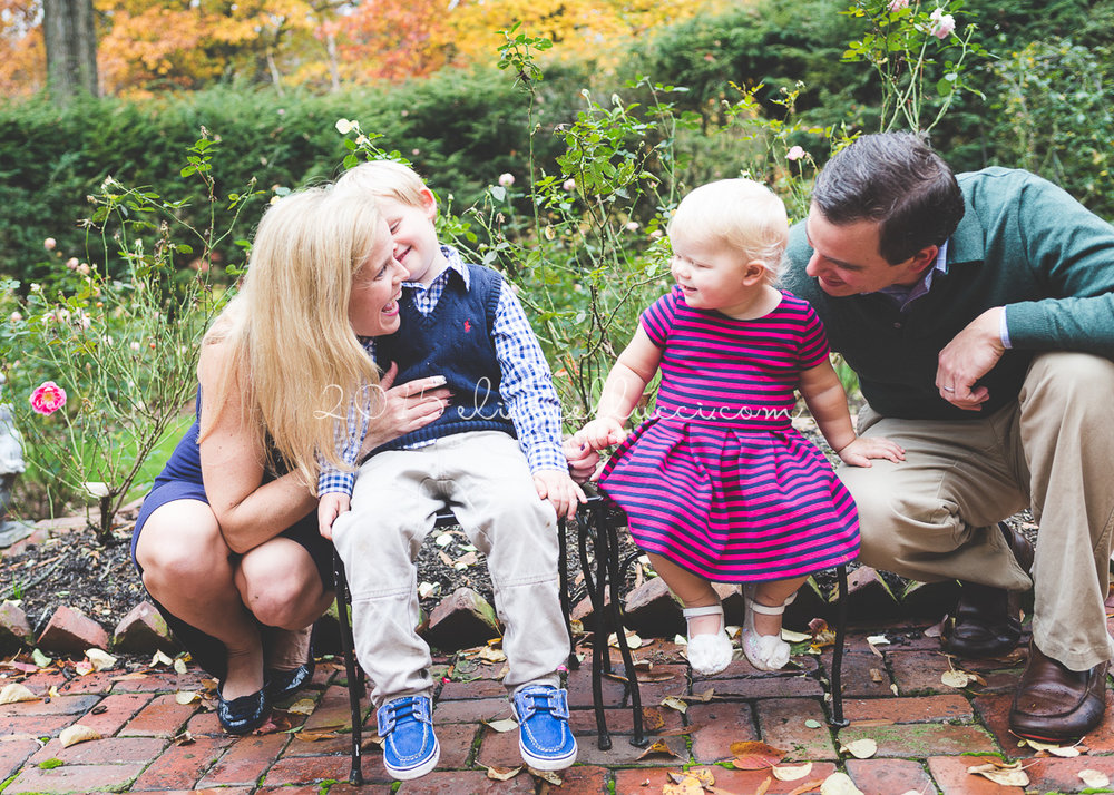 fall family session - villanova, pa