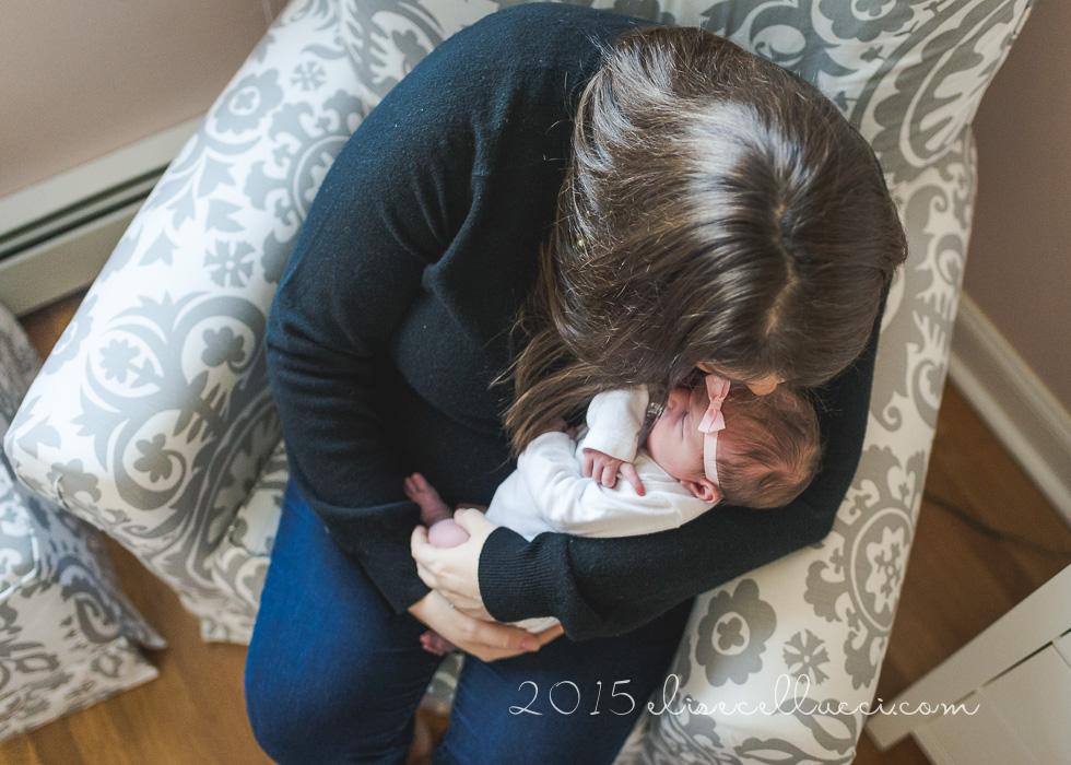 new addition } north wales pa newborn photographer